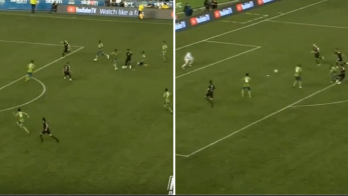 Jadon Sancho postigao maestralan gol u pobjedi Dortmunda