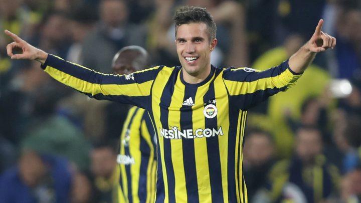 Hannover odbio Van Persieja zbog transfer politike