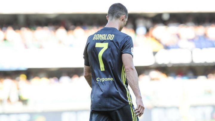 Ronaldo otkrio kako je dobio broj sedam u Juventusu