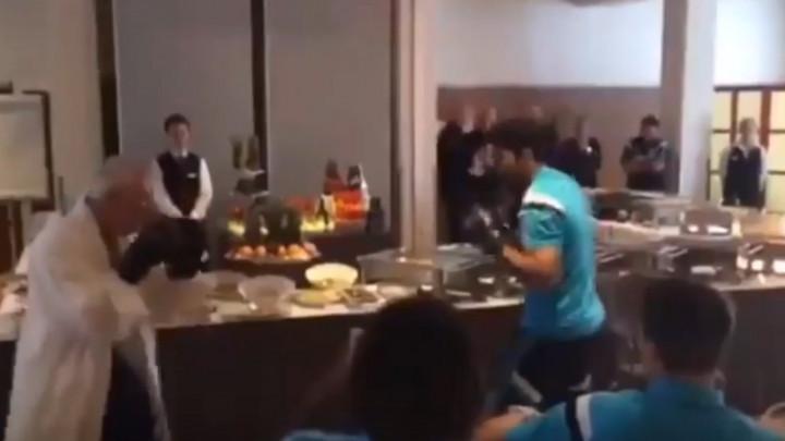 Snimak koji se godinama sakrivao: Diego Costa u bokserskom obračunu sa zaposlenikom Chelseaja