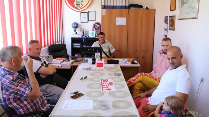 Musa podržao rad NK Jedinstvo