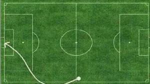 Crtež koji najbolje opisuje gol kojeg navijači Reala nikad neće zaboraviti