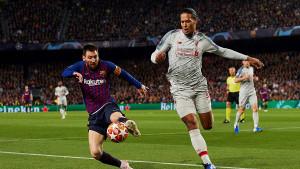 Zašto je Van Dijk neprelazan? Messi je dao pravo objašnjenje