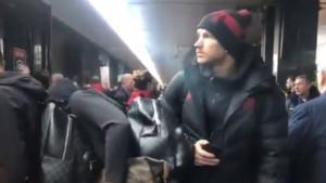 Igrači Rome otputovali u Milano, a u centru pažnje navijača našao se Edin Džeko