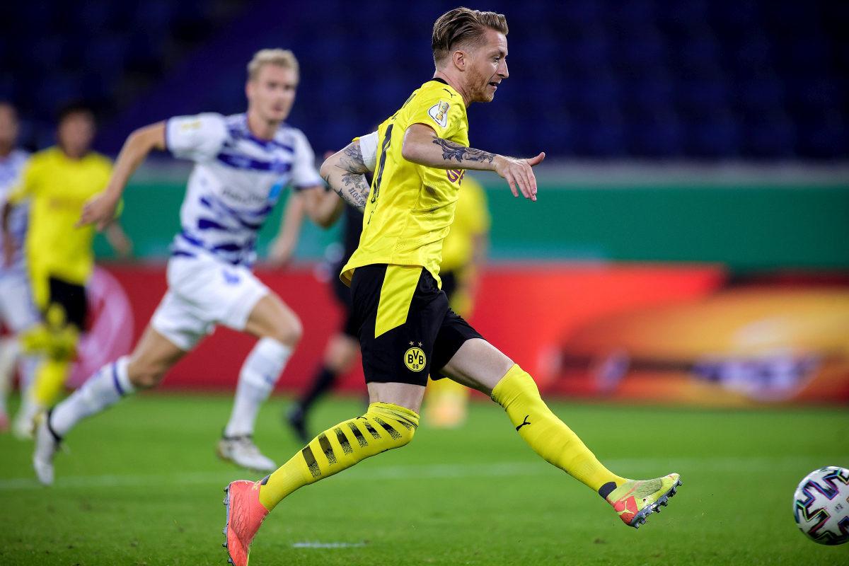 Petarda Borussije u Duisburgu, HSV i Arminia Bielefeld ispali