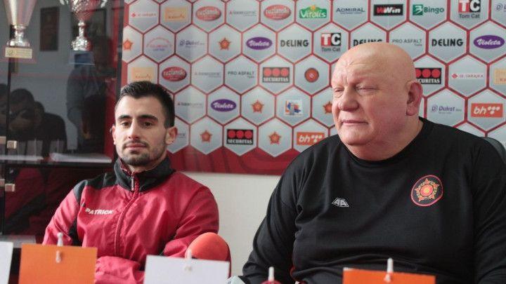 Petrović: Sve osim tri boda protiv Čelika bi za mene bilo veliko razočaranje