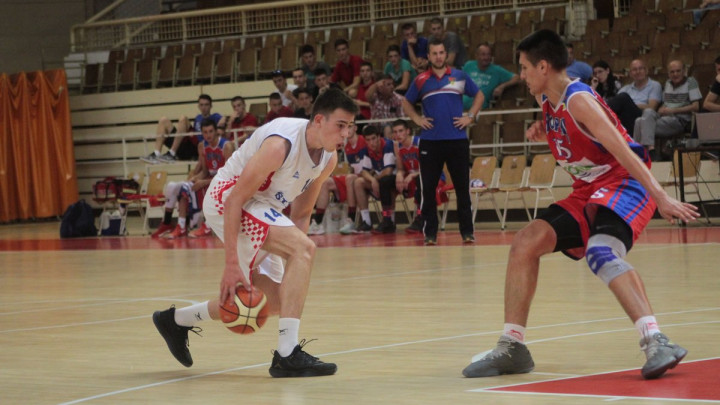 Mladi košarkaši Širokog Brijega upisali sigurnu pobjedu protiv  Borca