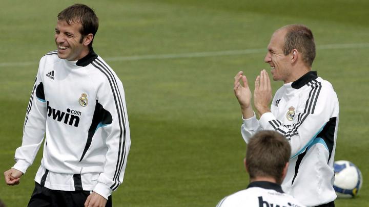 Van der Vaart savjetuje zvijezdu Reala: Idi u United ili Tottenham!