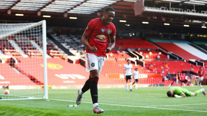 Utakmice Premiershipa obilježio jedan čovjek - Anthony Martial!
