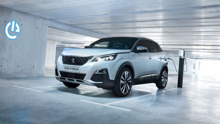 Peugeot priključni hibridi
