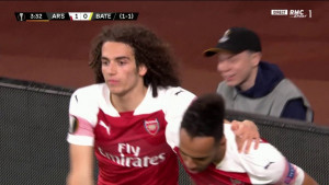 Kakva nesreća za BATE: Arsenal ni kriv ni dužan poveo sa 1:0