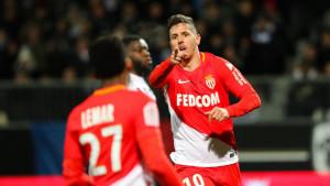 Jovetić pogodio nakon osam mjeseci i u 93. minuti donio bod Monacu