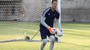Asmir Begović se vratio na gol!