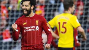 Liverpool ne posustaje: Dva gola Salaha dovoljna protiv fenjeraša