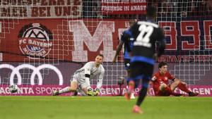 Čudesni Lewandowski zabio za pobjedu Bayerna, Neuer napravio grešku za pamćenje