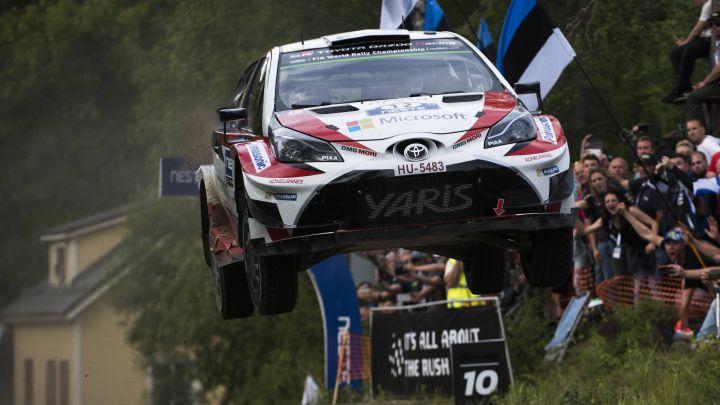 WRC: Esapekka Lappi blizu pobjede u Finskoj