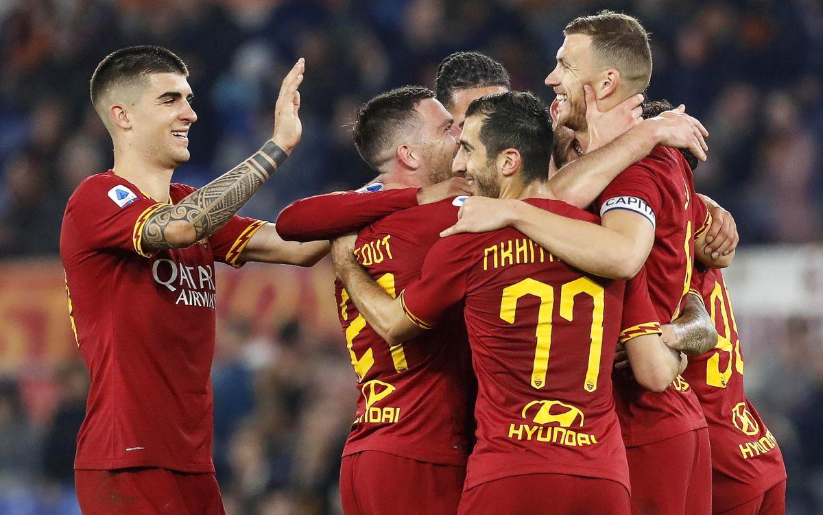 Roma se nakon tri mjeseca vraća na teren, Džeko igra od prve minute