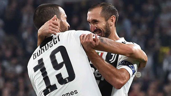 Chiellini: Shvatio bih da je Bonucci otišao u Real, ali Milan...