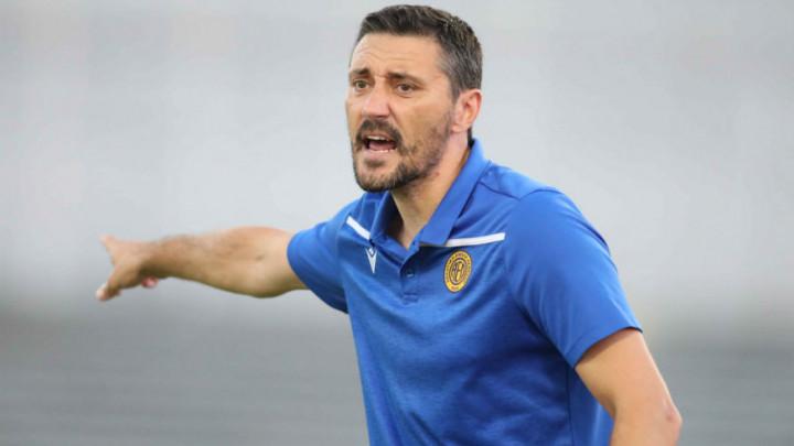 Dušan Kerkez trener AEL-a: APOEL je favorit protiv Zrinjskog