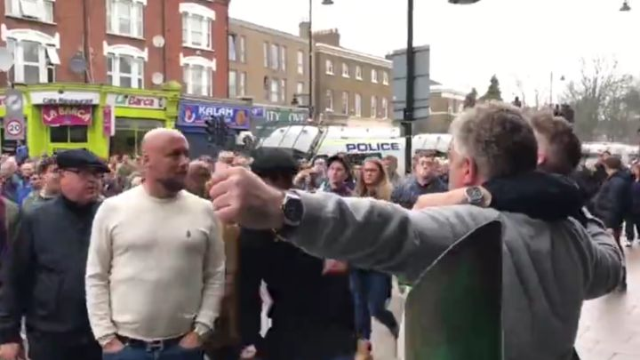 Nezaboravan nokaut navijača Millwalla
