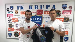 Vasilije Kolak potpisao za FK Krupa