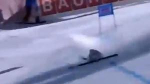 Stravičan pad norveške skijašice: Krici odjekivali Italijom