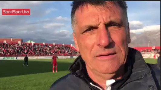 Rahimić: Poraz u Goraždu nas je poremetio, a današnji meč trebamo što prije zaboraviti