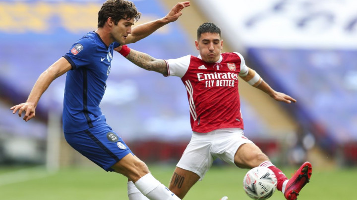 "Chelsea prodajom Alonsa ""skuplja"" novac za Haverza"