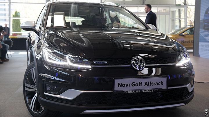 Novi Golf označava početak najveće ofanzive proizvoda u istoriji Volkswagena