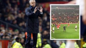 Jose Mourinho pokazao klasu poslije posljednjeg zvižduka na Old Traffordu