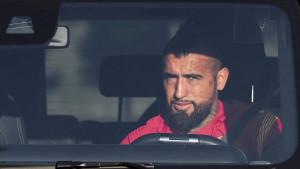 Dogovoren transfer Artura Vidala