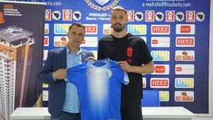 Mehanović i Mehmedović pojačali FK Tuzla City