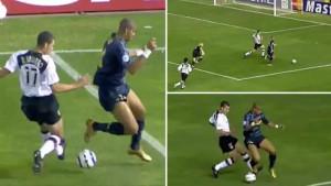 Adriano je prije 16 godina izveo najsavršeniji dribling u fudbalu