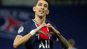 PSG je i bez najvećih zvijezda krupan zalogaj za Rennes, blistao Angel Di Maria