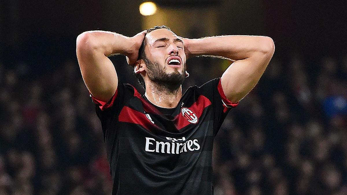 Calhanoglu dogovorio transfer, a onda se upetljao Gennaro Gattuso