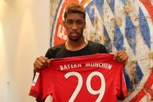Kingsley Coman novi igrač Bayerna
