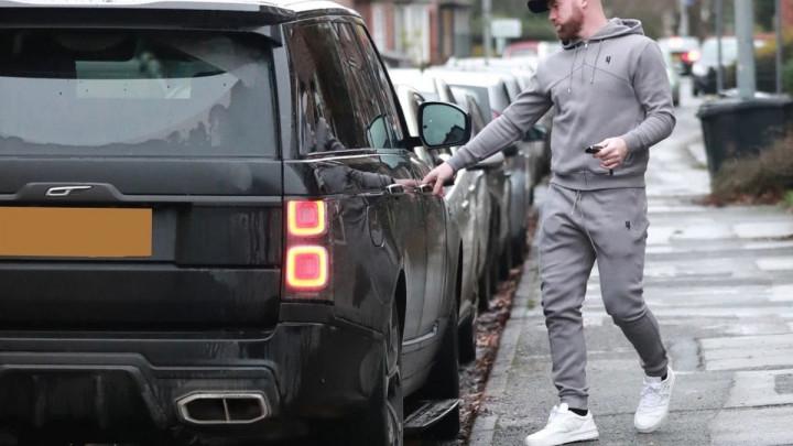 Rooney počeo voziti nakon što mu je istekla dvogodišnja kazna i odmah napravio grešku