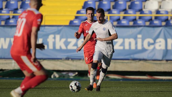FK Sloboda želi na posudbu dovesti fudbalera Željezničara