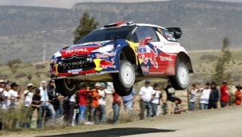 Sebastien Loeb prvi na kvalifikacijama u Španiji
