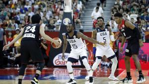 Nova FIBA-ina lista: Srbija još uvijek prva, Amerikanci pali na treće mjesto