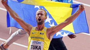 Olimpijski komitet BiH novčano nagradio Tuku