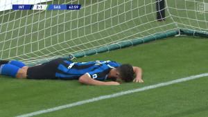 U dresu Intera se nikada niko nije obrukao kao večeras Gagliardini