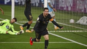 Barcelona nakon šest godina slavila u Vigu, Pjanić meč odgledao s klupe