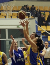 Treći poraz bh. košarkašica