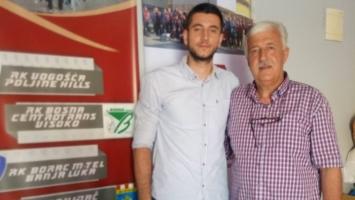 Azer Čorbo novo pojačanje Vogošće