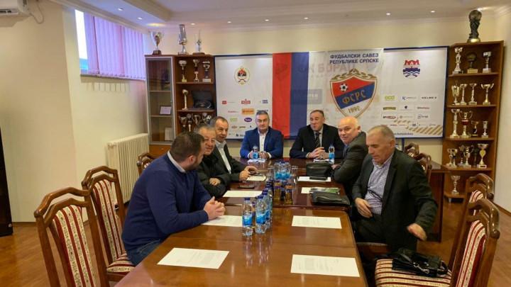 Izvršni odbor FSRS zasjedao, Skupština u utorak, Kovačević vjerovatno bivši