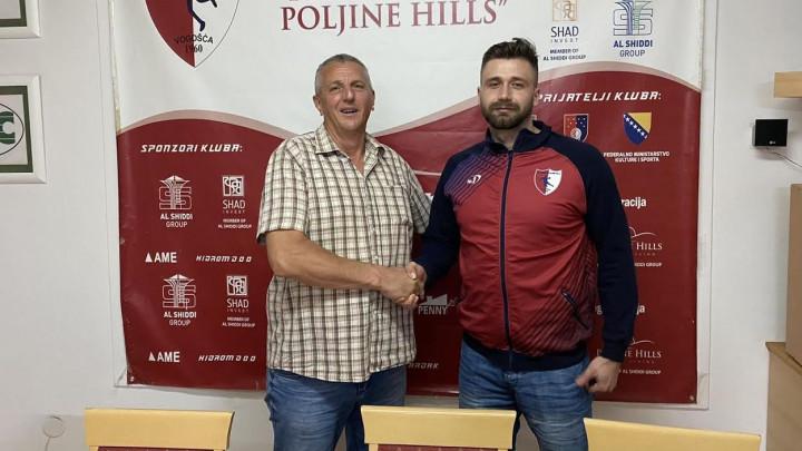 Damir Efendić još dvije godine u RK Vogošća