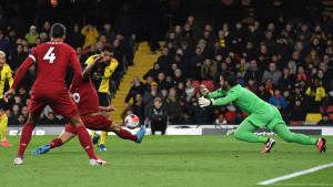 Liverpool pred prvim porazom u sezoni