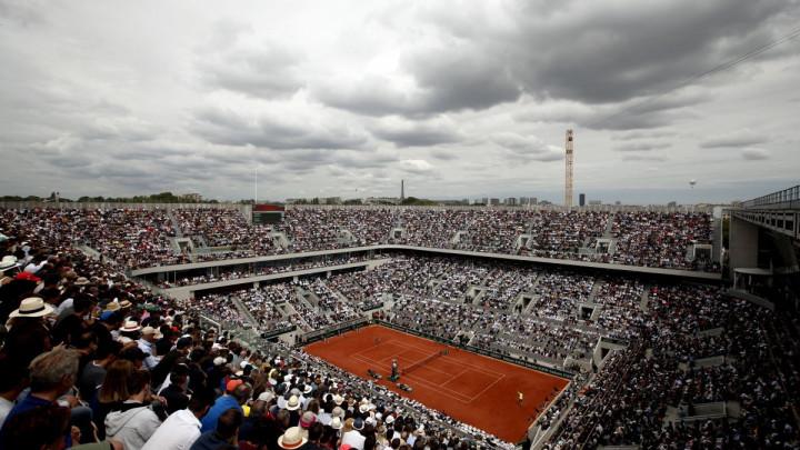 Skandal na Roland Garrosu: Zaposlenici popunjavali prazna mjesta na tribinama
