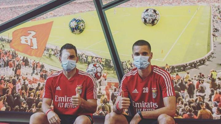 """Oglasili se i """"ranjenici"""" iz Lisabona: Zaista smo imali sreće"""